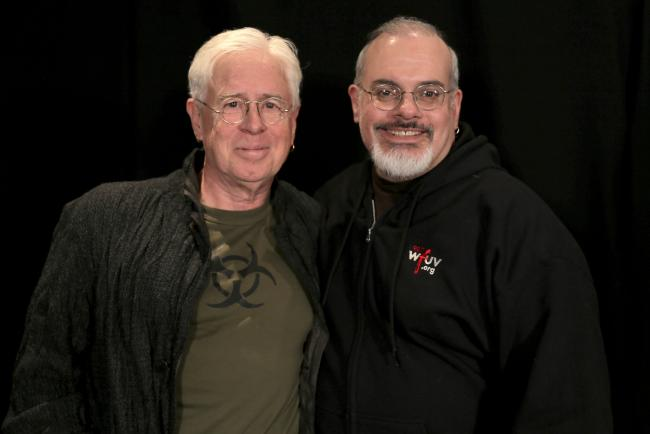 Hear an FUV Live session with Bruce Cockburn tonight at 9.