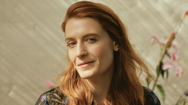 Florence Welch of Florence and the Machine (photo by Vincent Haycock, PR)