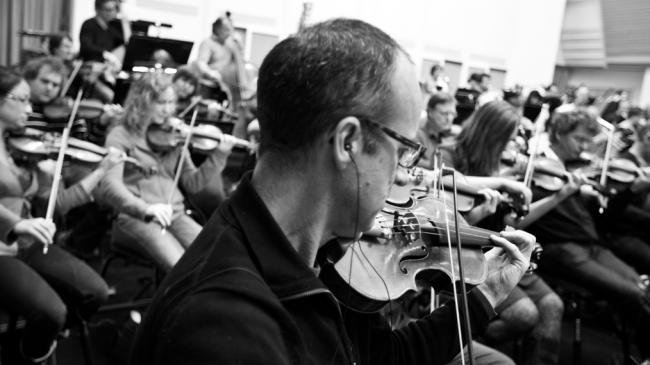 string-section-orchestra