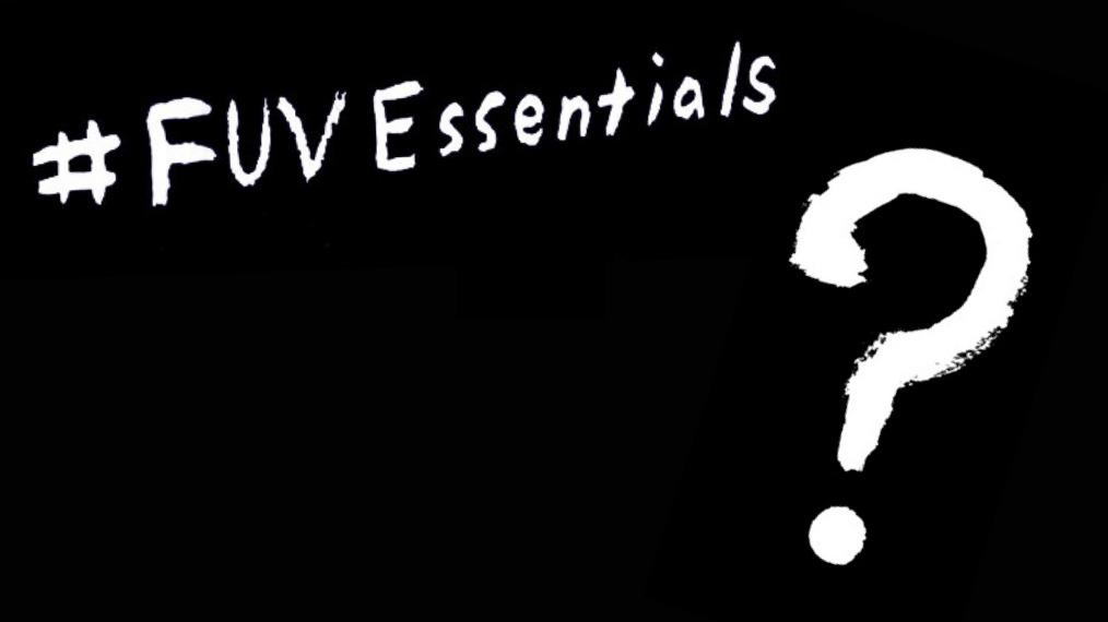 Find out the next 'FUV Essentials' artist today at 11 a.m.