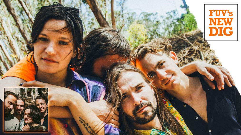 Big Thief (photo by Dustin Condren)