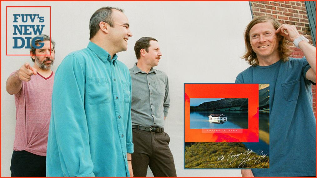 Future Islands (photo by Justin Flythe, PR)