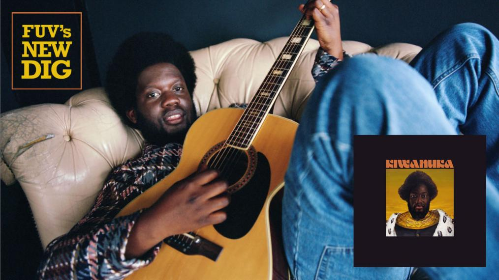 Michael Kiwanuka (photo by Olivia Rose)