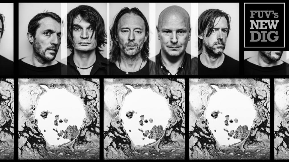 Radiohead (band photo by Alex Lake, PR)