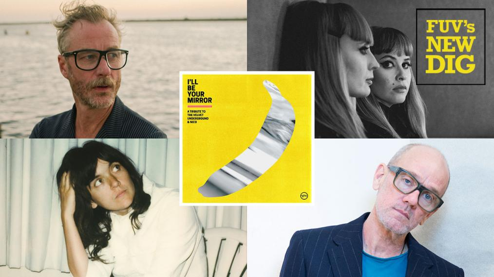 I'll Be Your Mirror: A Tribute to The Velvet Underground & Nico (Photos: Matt Berninger by Chantal Anderson; Lucius by Max Wanger; Courtney Barnett by Pooneh Ghana; Michael Stipe by David Belisle)