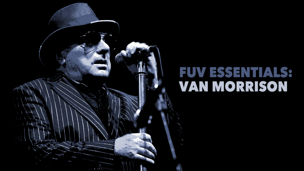 Van Morrison (photo by Gus Philippas)
