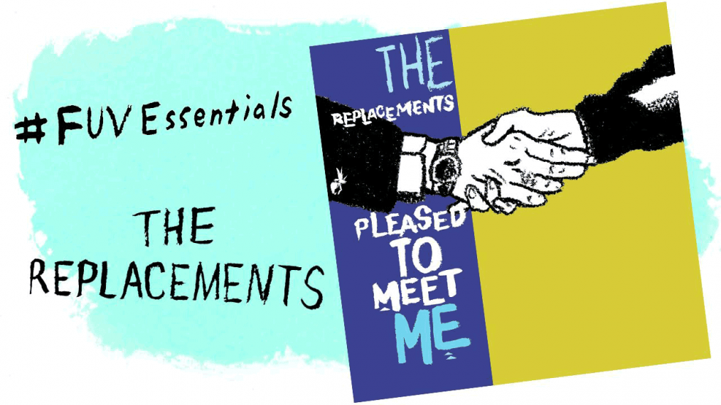 The Replacements (illustration by Andy Friedman)