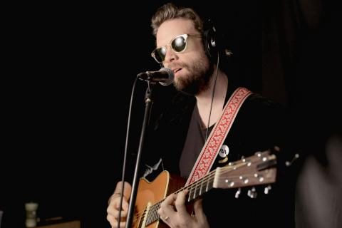Father John Misty at WFUV