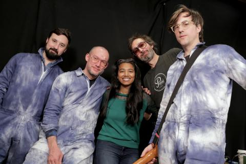 LNZNDRF with Alisa Ali at WFUV