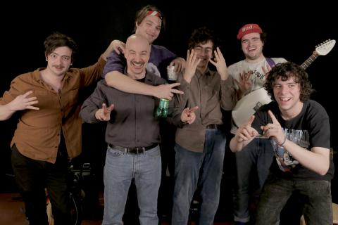Twin Peaks with Eric Holland at WFUV