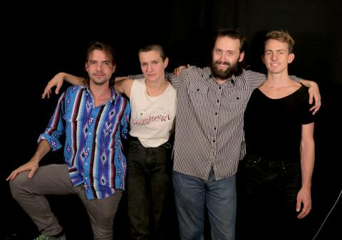Big Thief at WFUV