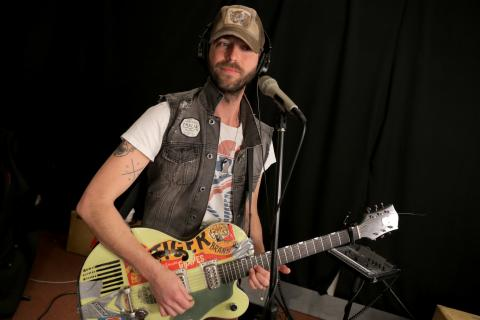 Mondo Cozmo at WFUV