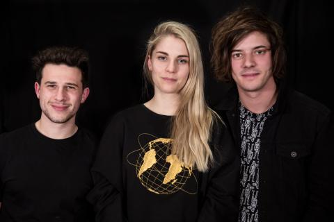 London Grammar at WFUV