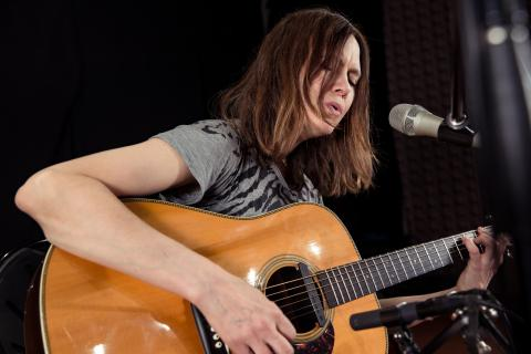 Juliana Hatfield at WFUV
