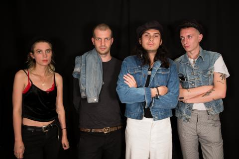 Wolf Alice at WFUV