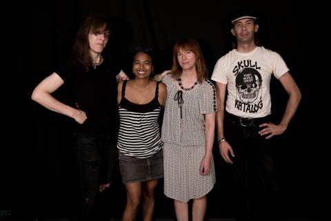 Rainer Maria with WFUV's Alisa Ali