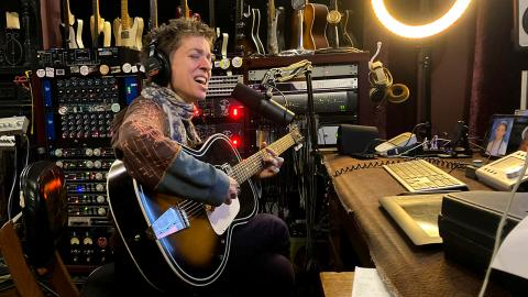 """""""Marquee Live at Home"""" with Ani DiFranco"""