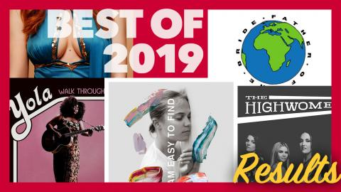 WFUV's Best of 2019 Listener Poll: The results are in...