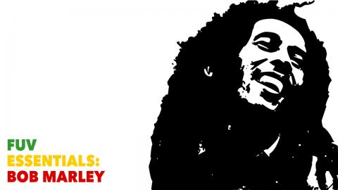 Bob Marley (image by Laura Fedele, photo in the public domain)