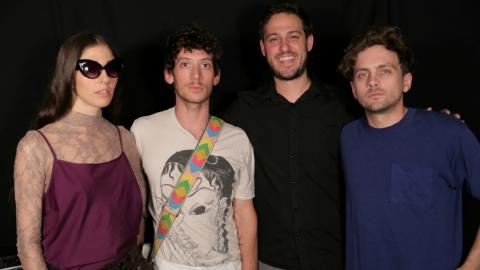 Chairlift at WFUV