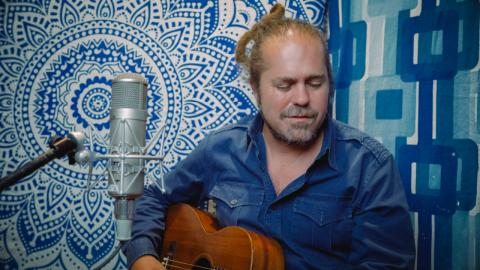 """""""Marquee Live at Home"""" with Citizen Cope (photo courtesy of the artist)"""