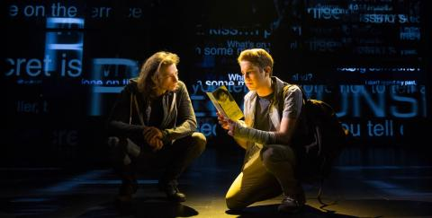 Mike Faist & Ben Platt (Photo by Matthew Murphy from O&M/DKC PR)