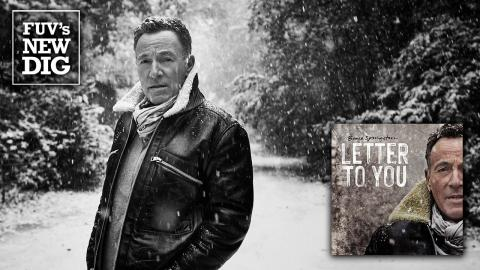 Bruce Springsteen (photo by Danny Clinch, PR)