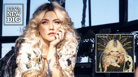 Elle King (photo courtesy of RCA Records, PR)