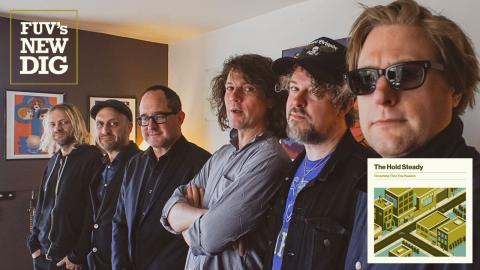 The Hold Steady (photo by D. James Goodwin, PR)