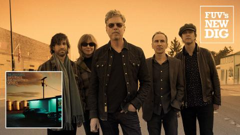 The Jayhawks (photo by Sam Erickson, PR)