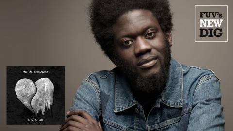 Michael Kiwanuka (photo by Phil Sharp, PR)