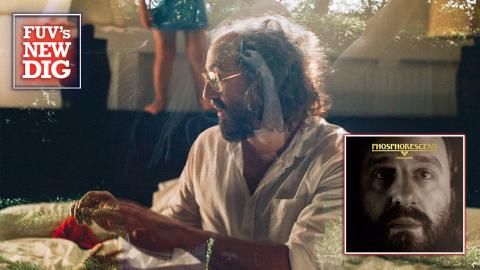 Phosphorescent's Matthew Houck (photo by Daniel Arnold, PR)