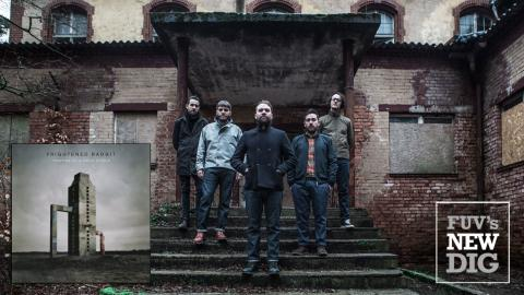 Frightened Rabbit (photo by Dan Massie)