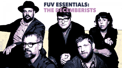 The Decemberists (photo by Autumn DeWilde, PR)