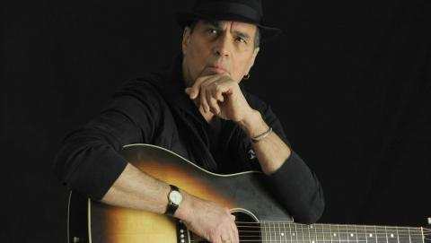 Eric Andersen (Photo by Paolo Brillo, courtesy of the artist)