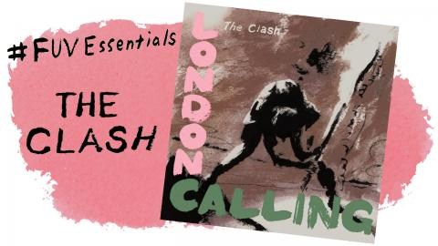 The Clash (illustration by Andy Friedman)