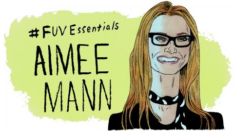 Aimee Mann (illustration by Andy Friedman)