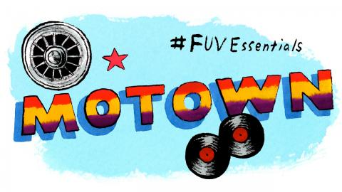 Motown (illustration by Andy Friedman)