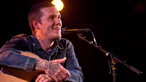 Brian Fallon at The McKittrick Hotel for FUV Live