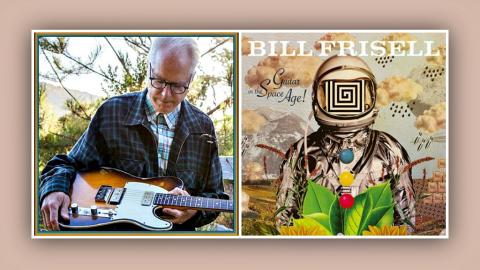 Bill Frisell (courtesy of the artist, Facebook.com)