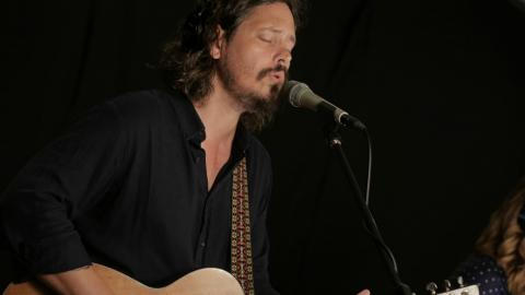 John Paul White at WFUV