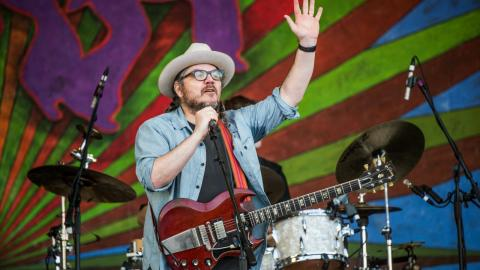 Jeff Tweedy (Photo by Amy Harris from AP Images)