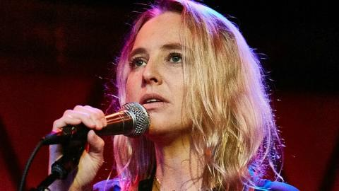 Lissie at Rockwood Music Hall (photo by Gus Philippas/WFUV)