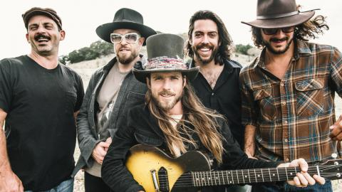 Lukas Nelson and Promise of the Real (photo by Joey Martinez/PR)