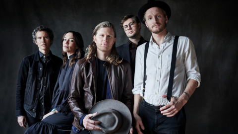 The Lumineers (photo by Danny Clinch, PR)