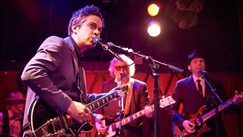 M. Ward at Rockwood Music Hall