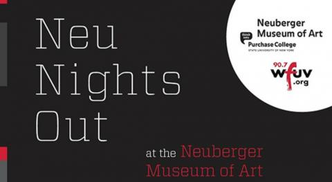 This Friday, The Whole Wide World is live from Neu Nights Out