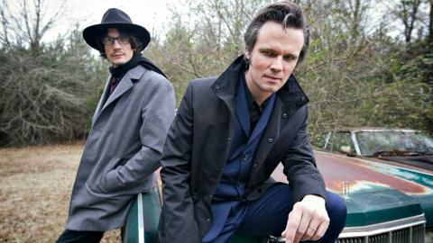 North Mississippi Allstars' Cody and Luther Dickinson (photo courtesy of 7S Management)