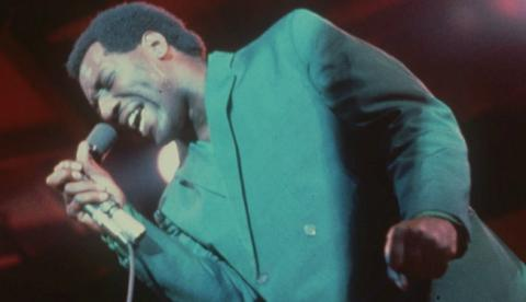 Otis Redding at Monterey Pop (Photo by Ray Avery from AP)