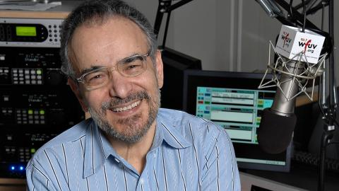 Pete Fornatale, FM radio pioneer (photo by Lynda Shenkman Curtis)